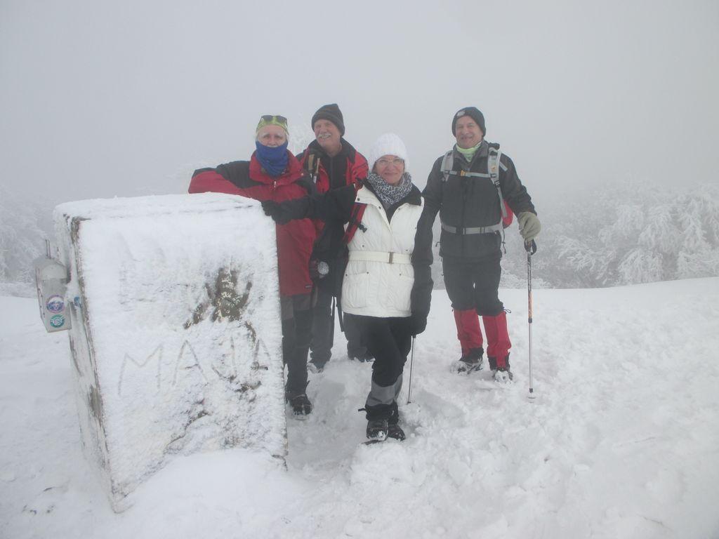 Planinski pohod na Vremščico