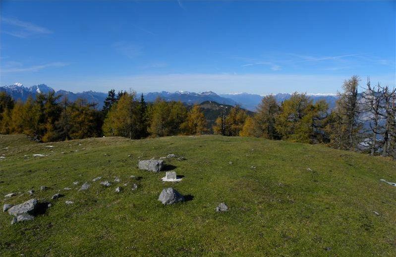 Planinski izlet na Vošco - veterani 1.7.2020