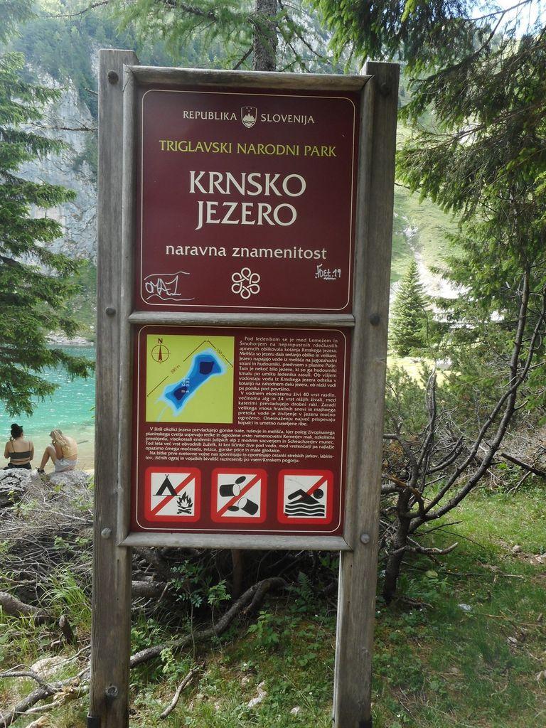Mladinski planinski tabor Krnska jezera 3.-10.7.2021