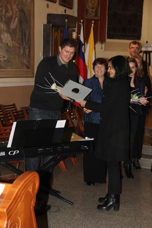 Mešani pevski zbor Brezovica praznuje 20 let