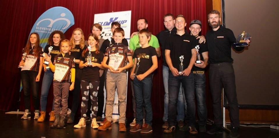 Med najboljšimi tudi ekipa Energijateam.com