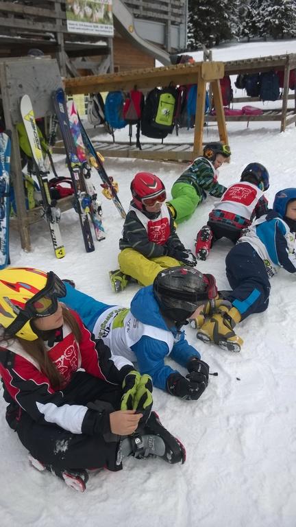 Druženje na snegu ter učenje samostojnosti in pridobivanje socialnih veščin v manj homogenih skupinah