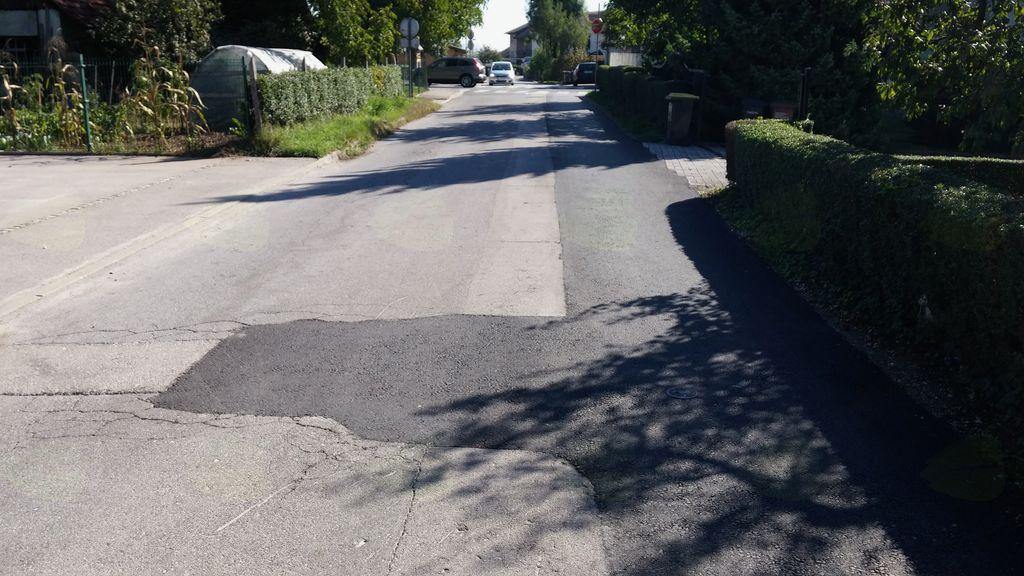 Na Trubarjevi ulici obnovili 245 m dotrajanega vodovoda in zamenjali 9 hišnih vodovodnih priključkov