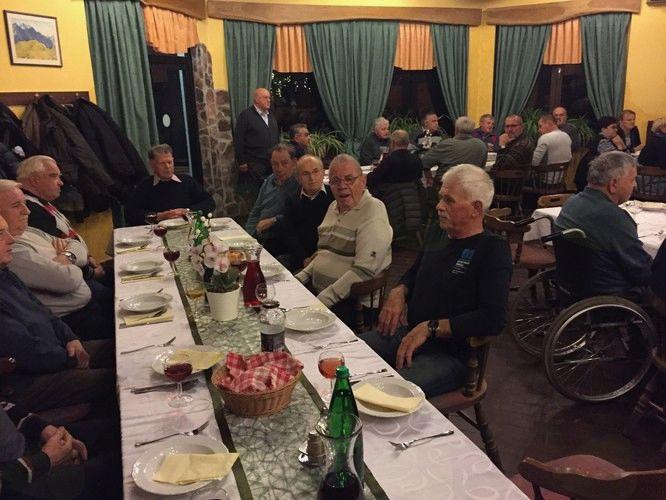 Prednovoletno srečanje veterank in veteranov GZ Mengeš
