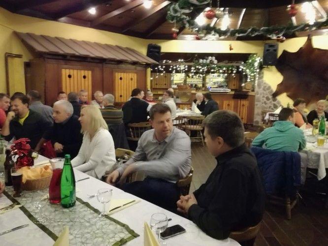 Prednovoletno srečanje Občine Mengeš, tradicionalno na Mengeški koči