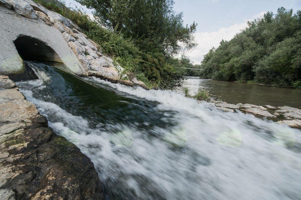 Z nadgradnjo JP CČN izboljšana kakovost Kamniške Bistrice, podtalnice in pitne vode