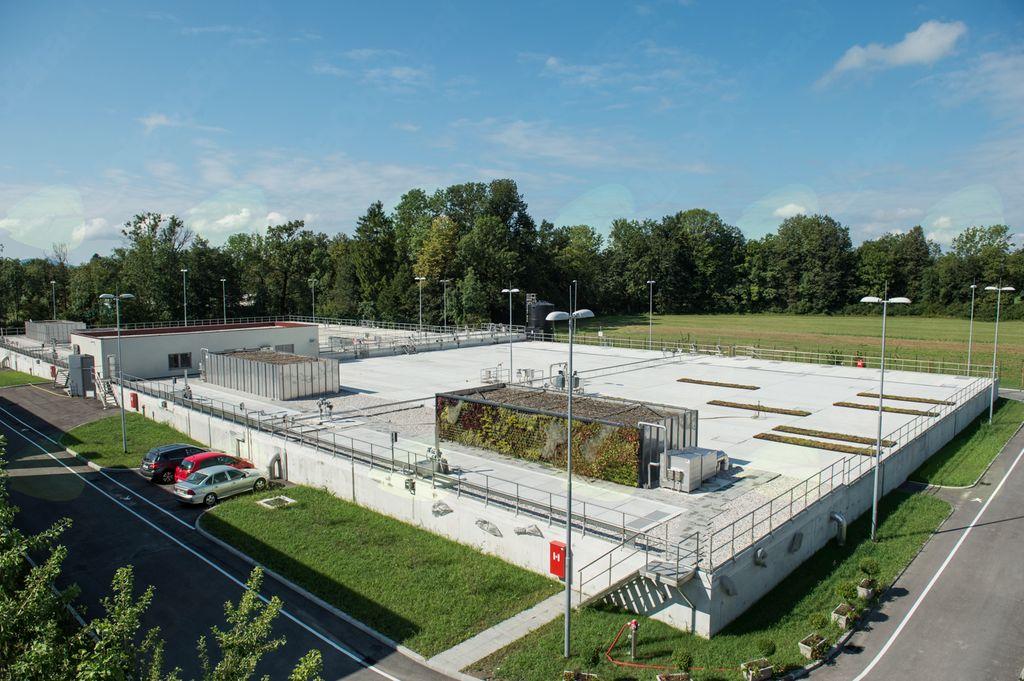 Nadgradnja Centralne čistilne naprave Domžale Kamnik zagotavlja optimalno čiščenje odpadnih vod za prebivalce in industrijo