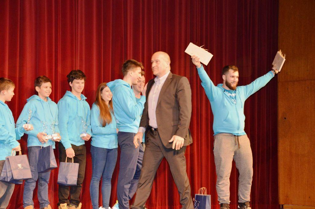 Opravljen izziv za župana Občine Mengeš Franca Jeriča