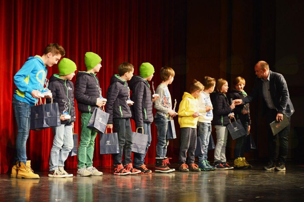 Športniki Smučarskega skakalnega kluba Mengeš