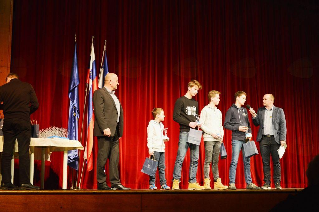 Športniki Šahovskega društva Mengeš Trzin
