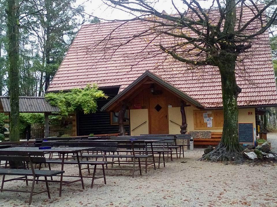 Obnovljena je bila streha in fasada
