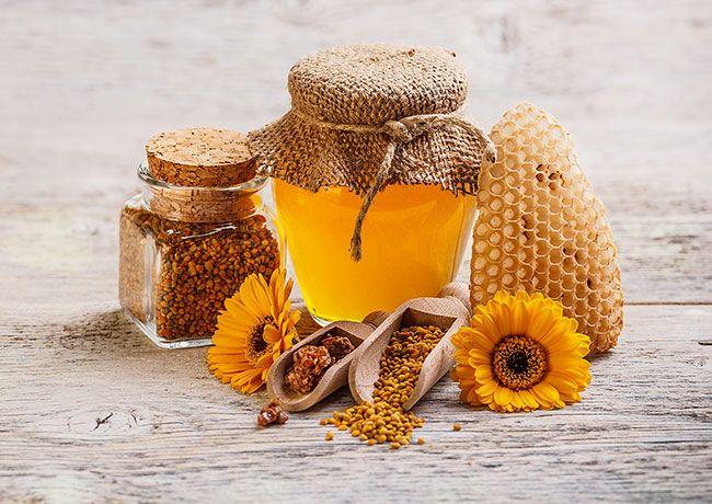 Zdravljenje s čebeljimi pridelki - apiterapija