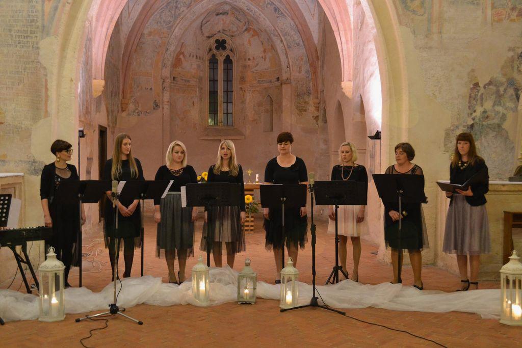 10 let vokalne skupine Evterpe