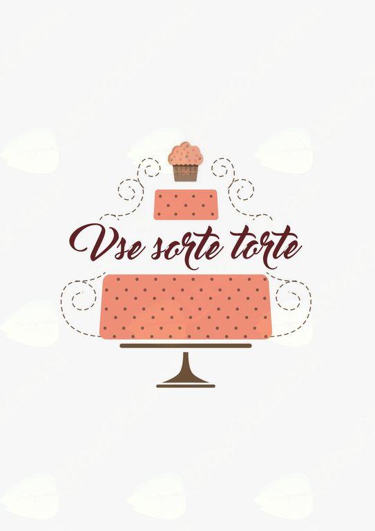Vse sorte torte