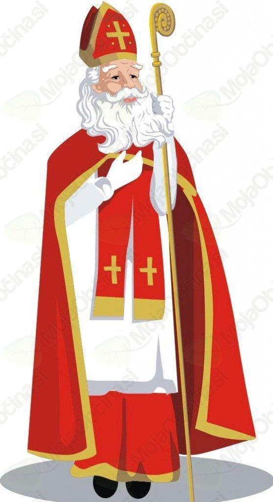 V našo občino prihaja Sveti Miklavž