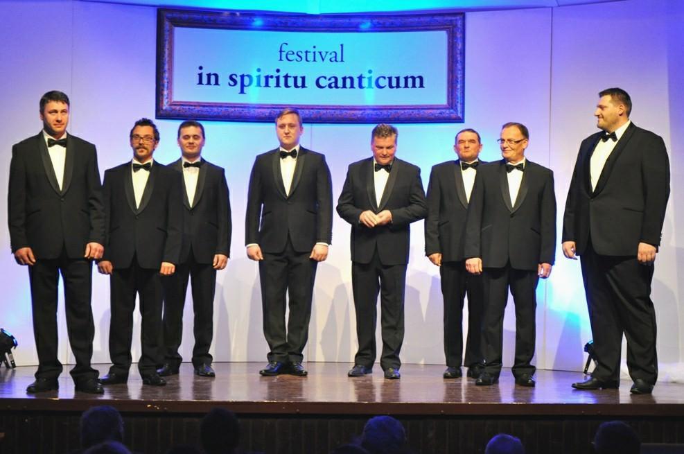 """Aeternum zapel na Festivalu """"In spiritu canticum"""""""