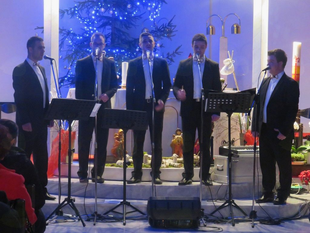 Božični koncert v Radencih