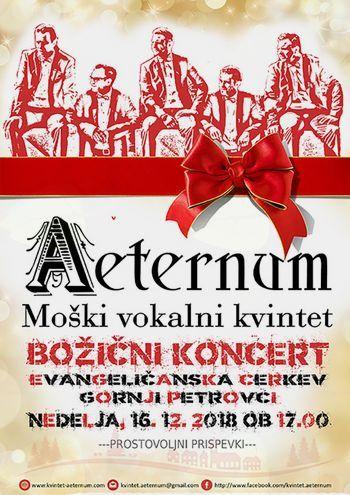 Božični koncert - Gornji Petrovci