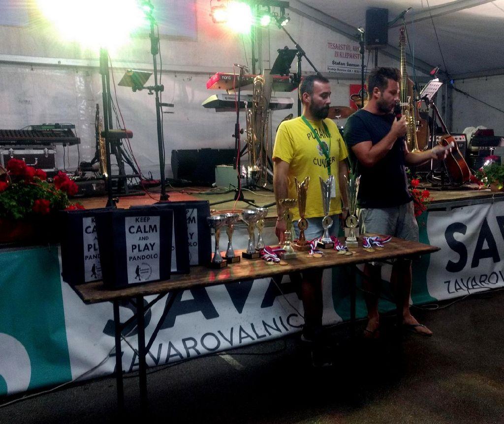 Mazza La Panda drugič zapored osvojila Turnir za Štorkljino gnezdo