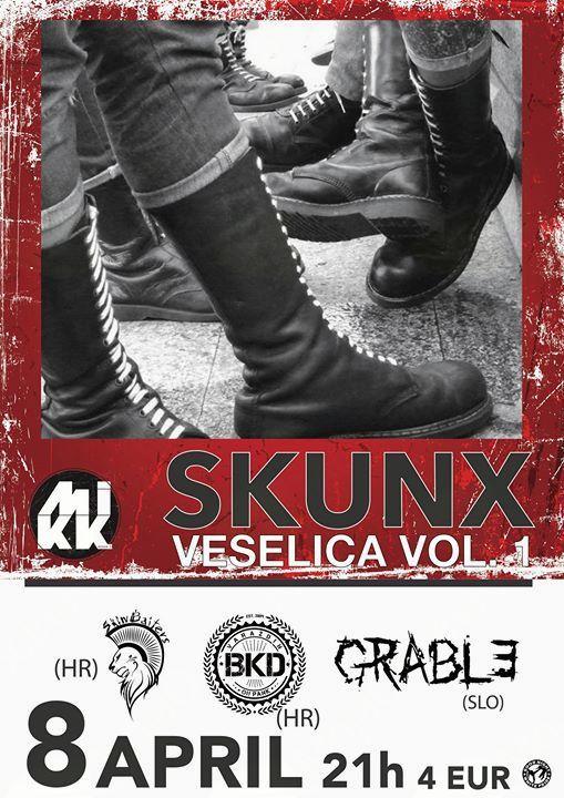 SKUNX VESELICA vol. 1