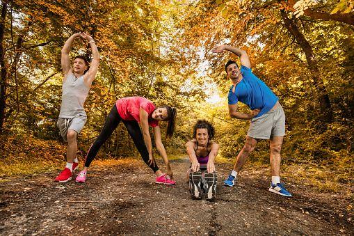 Pametna vadba na prostem (TVU)