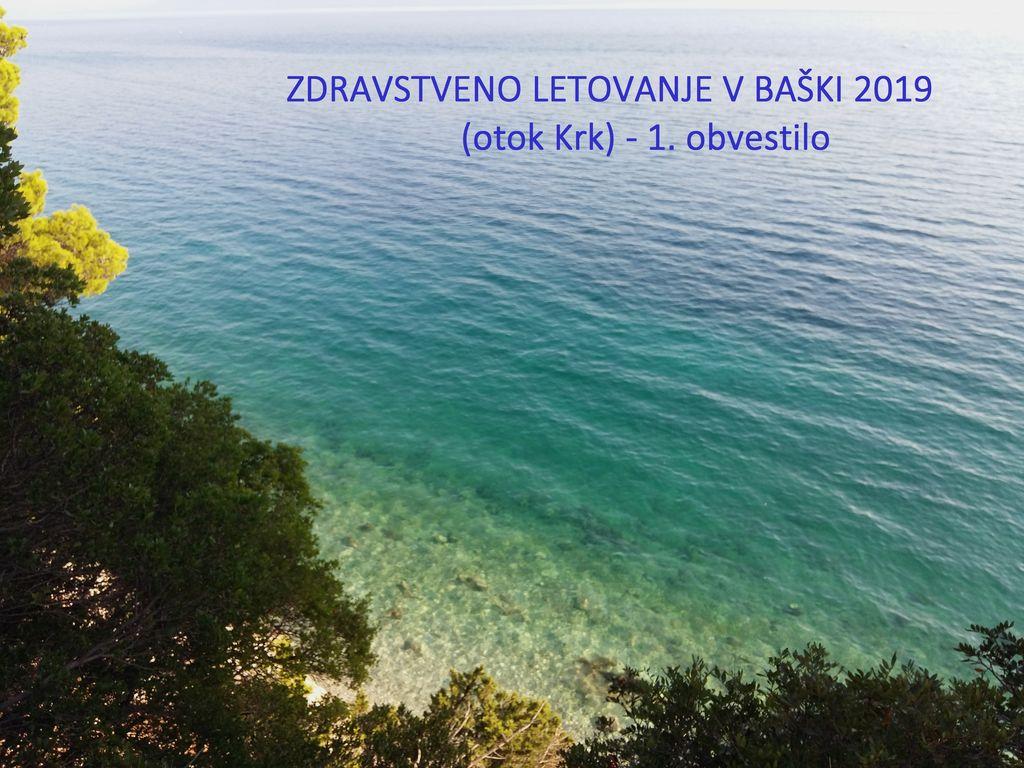 Baška 2019