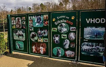 Živalski vrt SIKALU ZOO odpira svoja vrata