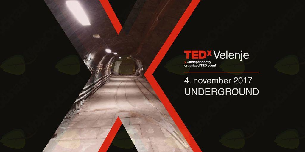 TEDxVelenje - Underground