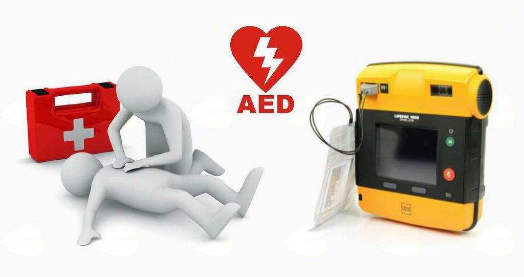 DELAVNICA TEMELJNIH POSTOPKOV OŽIVLJANJA Z AED