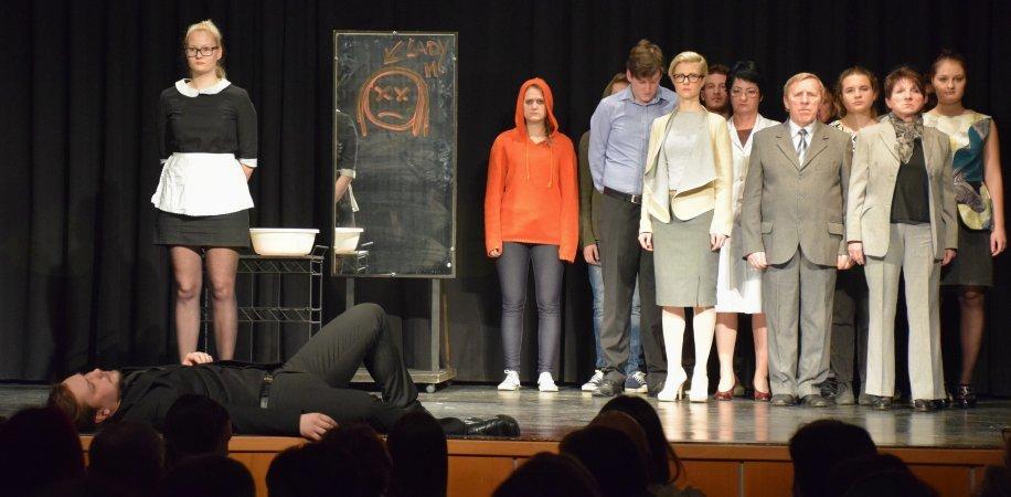 Gledališko-koncertni abonma v Črenšovcih - MACBETH
