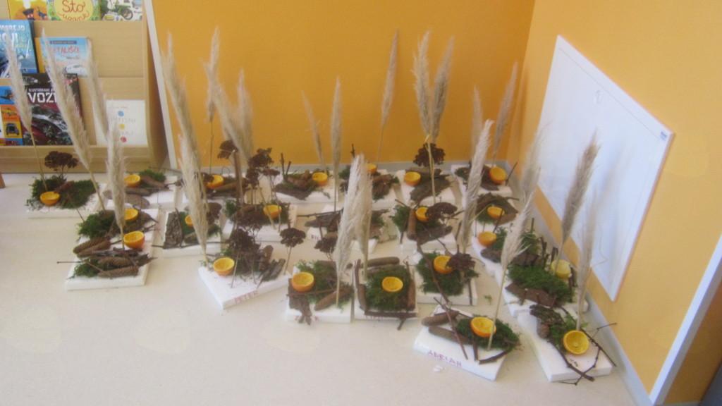Gregorjeve ladjice - ustvarjalne delavnice v vrtcu Mlinček