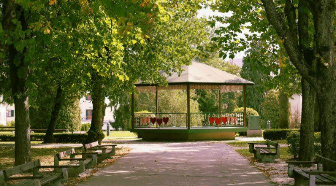 Poletni četrtki- glasba se vrača v park Radenci