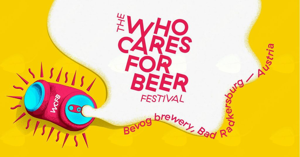 The Who Cares for Beer Festival