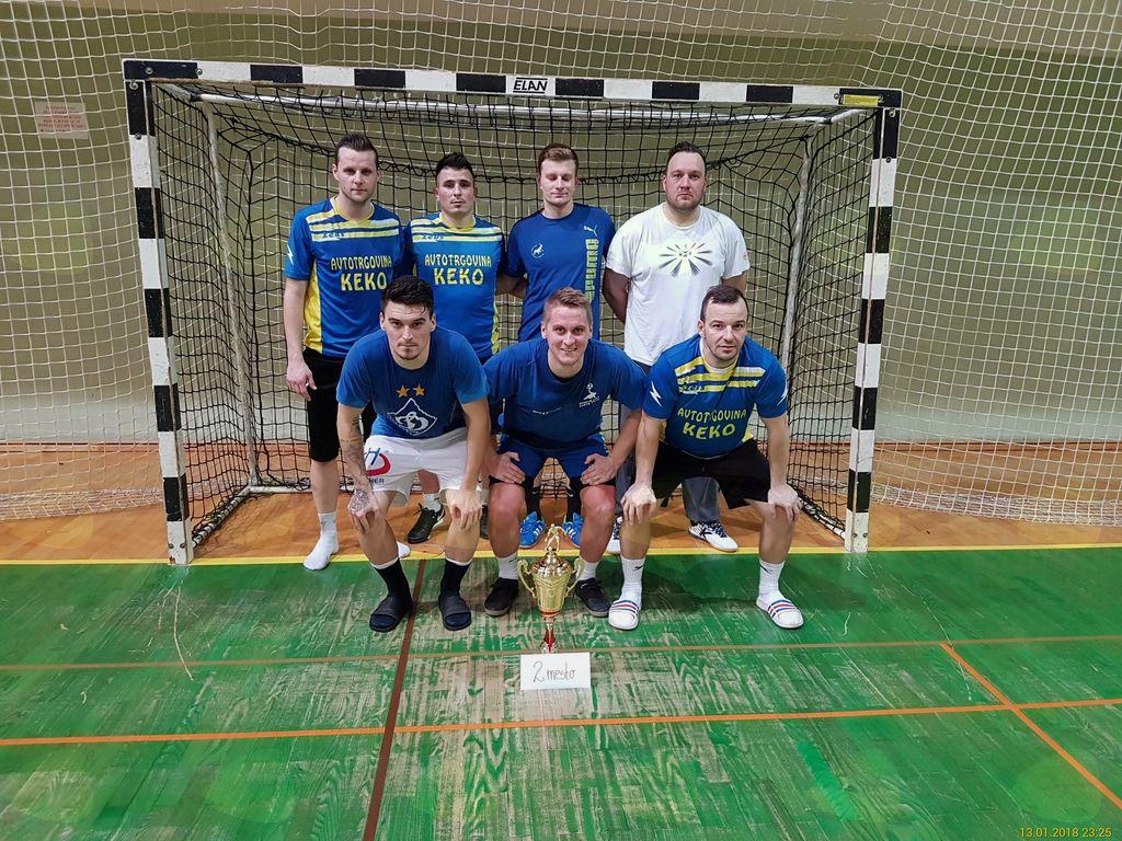 2. mesto: AC Mariborska Celje