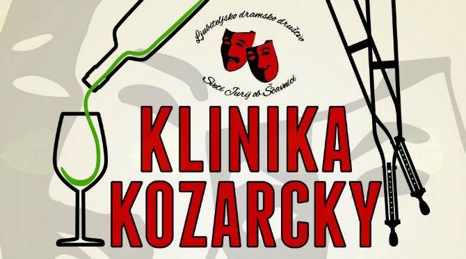 Klinika Kozarcky - gledališka predstava
