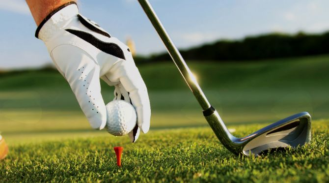 Golf tečaj - začetni 1 + 2