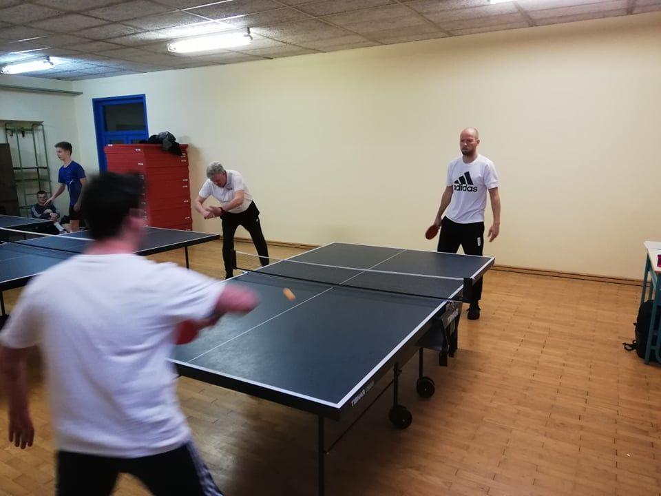 Rekreativni turnir Občine Radenci v namiznem tenisu
