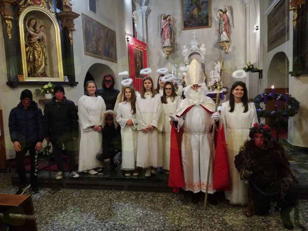 Prihod Svetega Miklavža