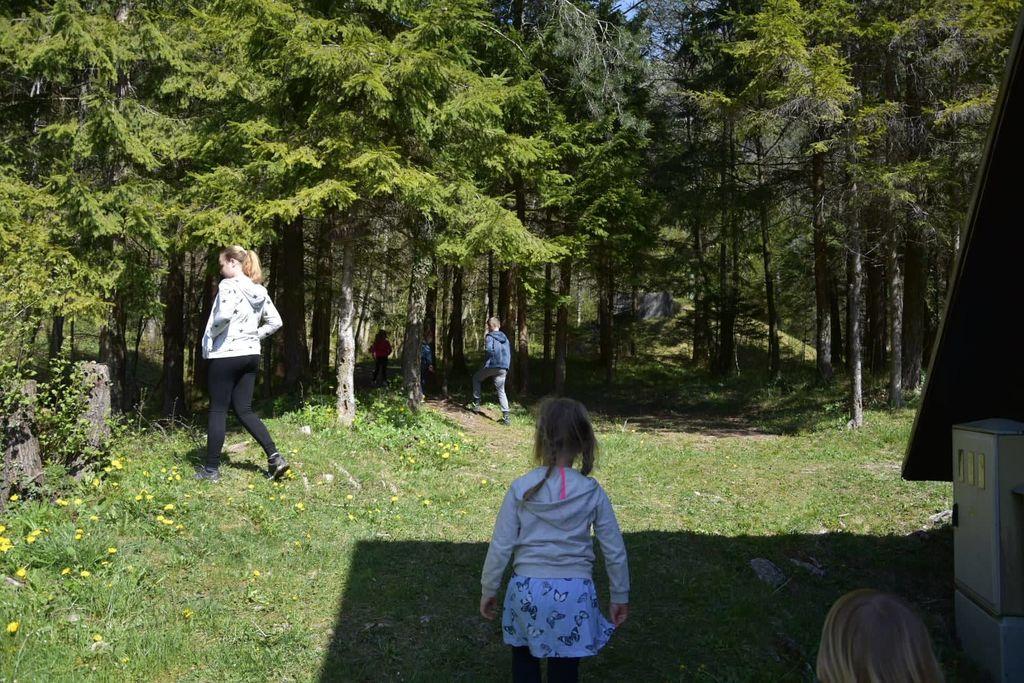 Srečanje mladine nad 80 in Velikonočni zajček