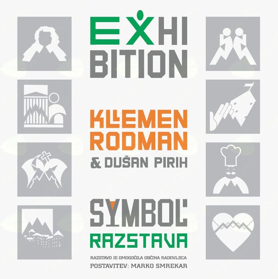 Rastava Klemena Rodmana - Simbol