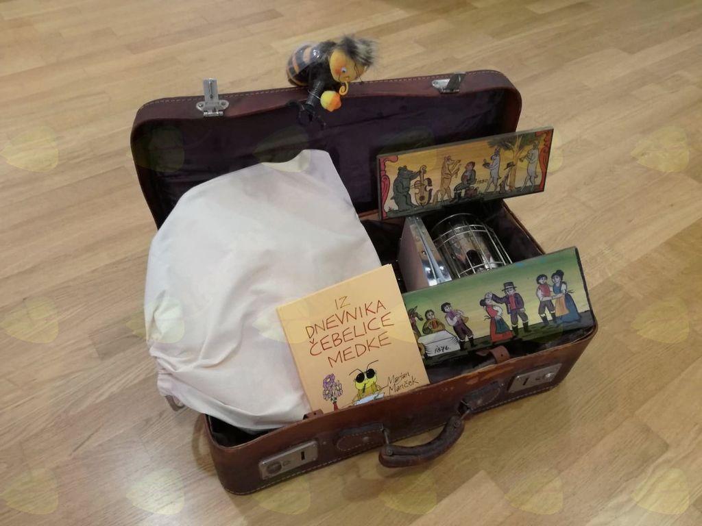 Muzejski kovček na obisku