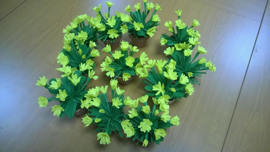 Pomladno cvetje