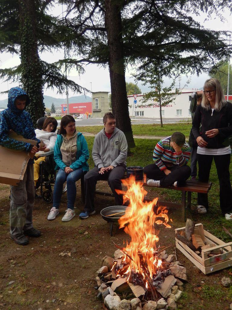 Outdoor day - dan pouka izven učilnice