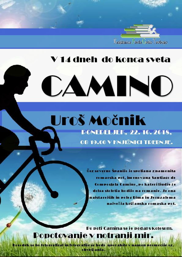 Camino - V 14 dneh do konca sveta