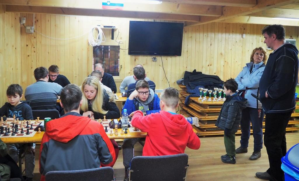 11. Božično - novoletni šahovski turnir v Rafolčah