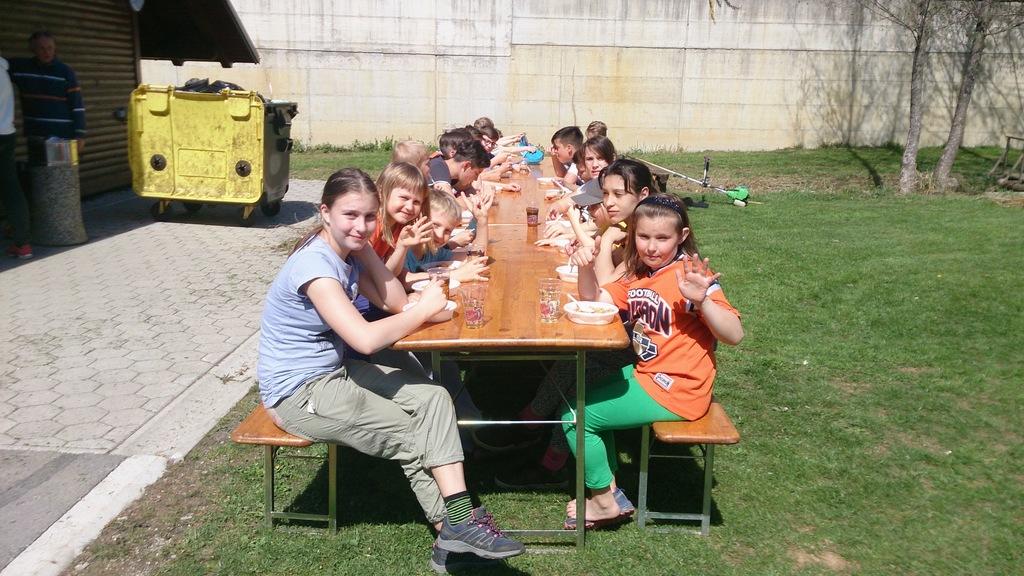 Sodelovanje mladih