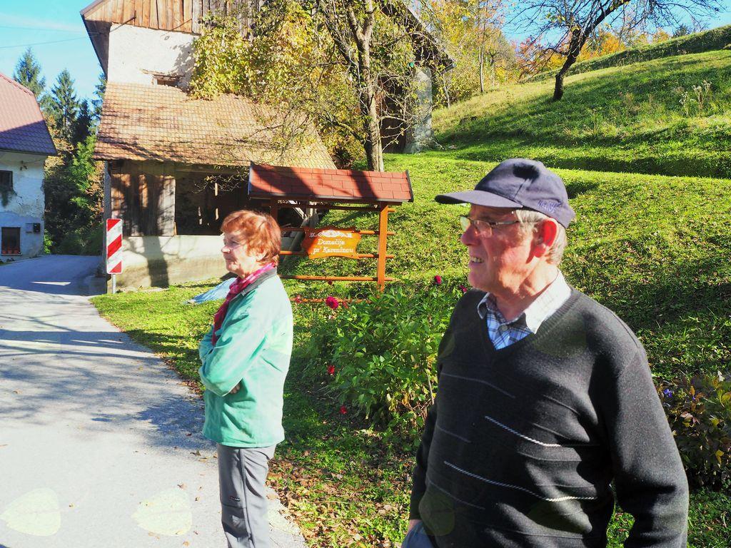 Jesenska pohoda ŠTD Rafolče na Kojco in Celjsko kočo