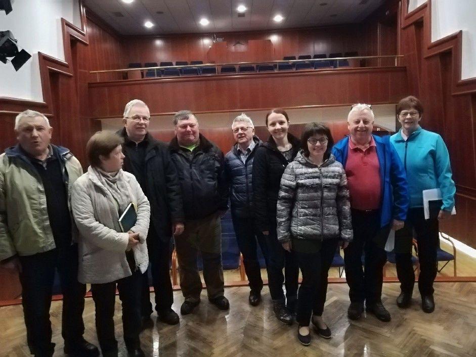 Občni zbor Kulturnega društva Janko Kersnik Lukovica