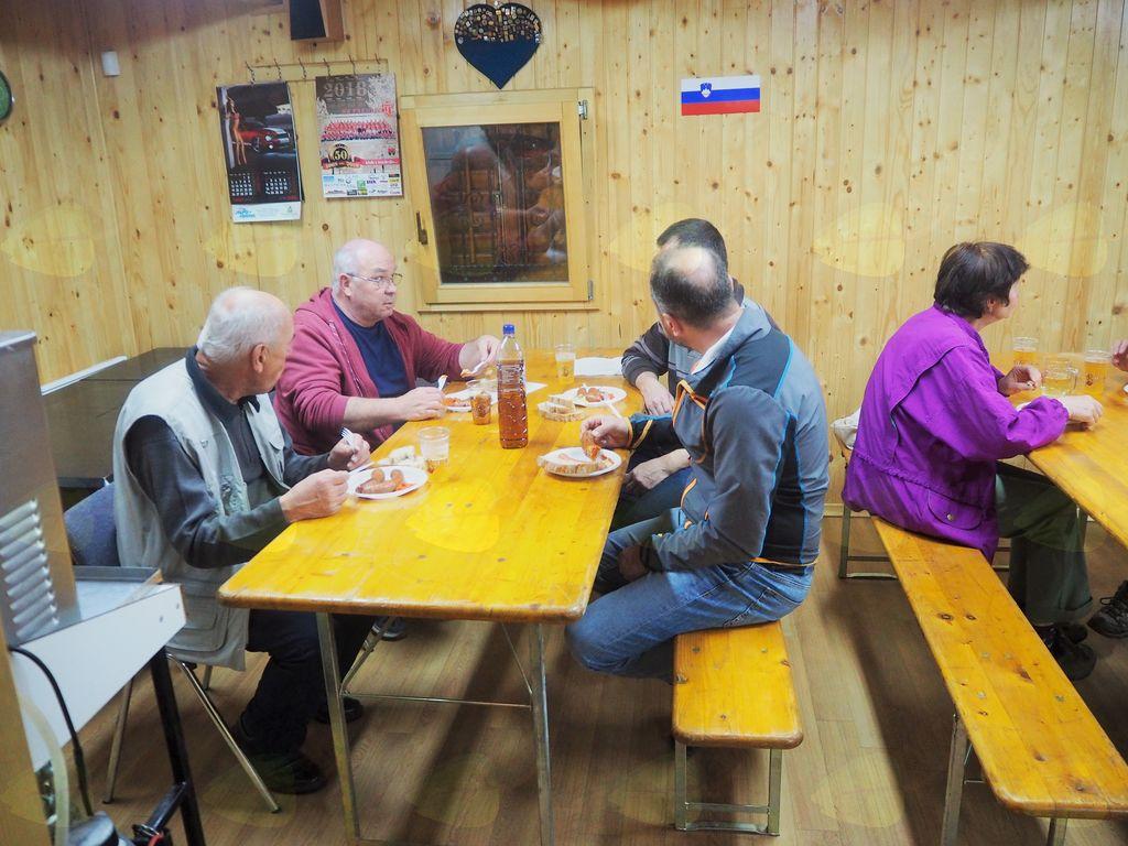 Občni zbor ŠTD Rafolče
