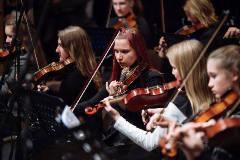 godalni orkester GŠSK